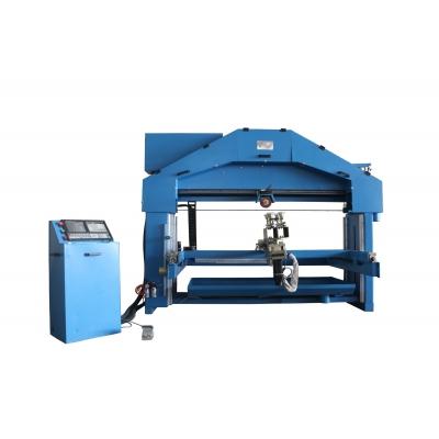 MG207-B 双轴数控焊角机                                                            Two shafts CNC Angle welding machine